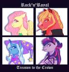 Rock'n'Royal: Treason to the Crown