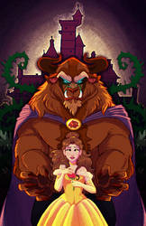 Beauty and the Beast: Thorns and Roses