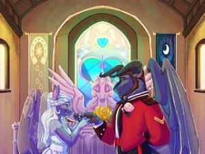 Commission: Vows