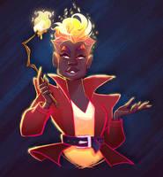 Sparks and Splendor by Earthsong9405