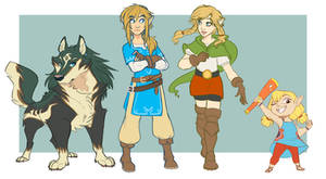 The Link Fam