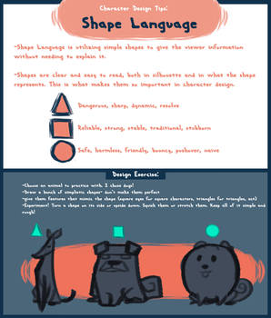 Saturday Short Tips: Shape Language