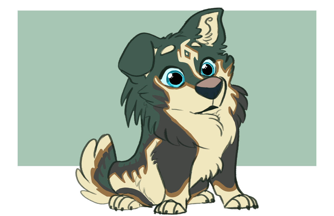 Puppy Link by Earthsong9405