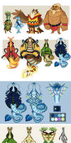 LoZ: Guardian Dragons