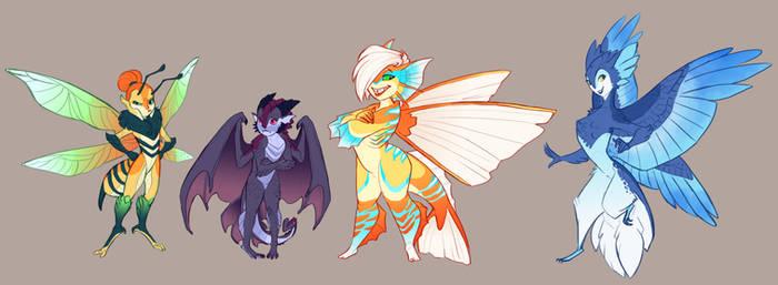 LoZ: Fairies