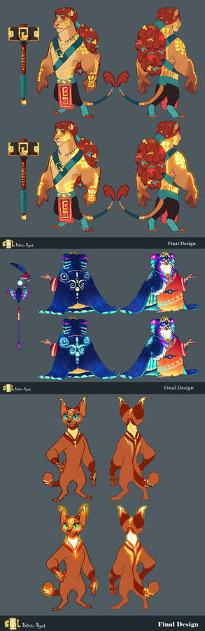 SOL: Game concept art project