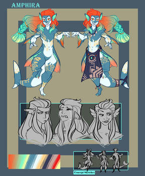 Commission: Amphira