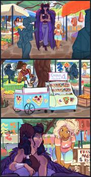 Crepes'n'Sweets! (Sneak Peek)