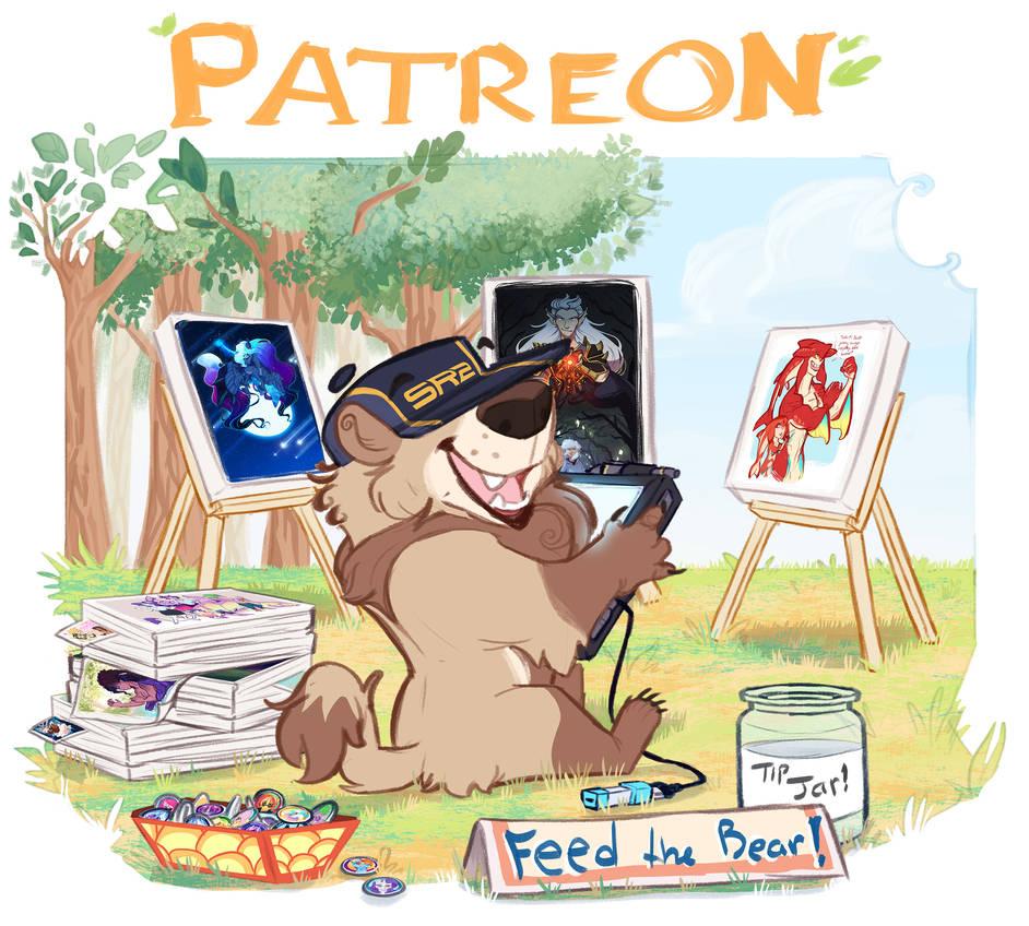 (Patreon 2021) FEED THE BEAR!