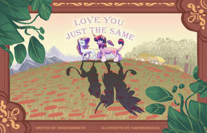 Love You Just The Same (upcoming comic)