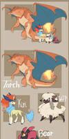 Pokemon story concepts! owo