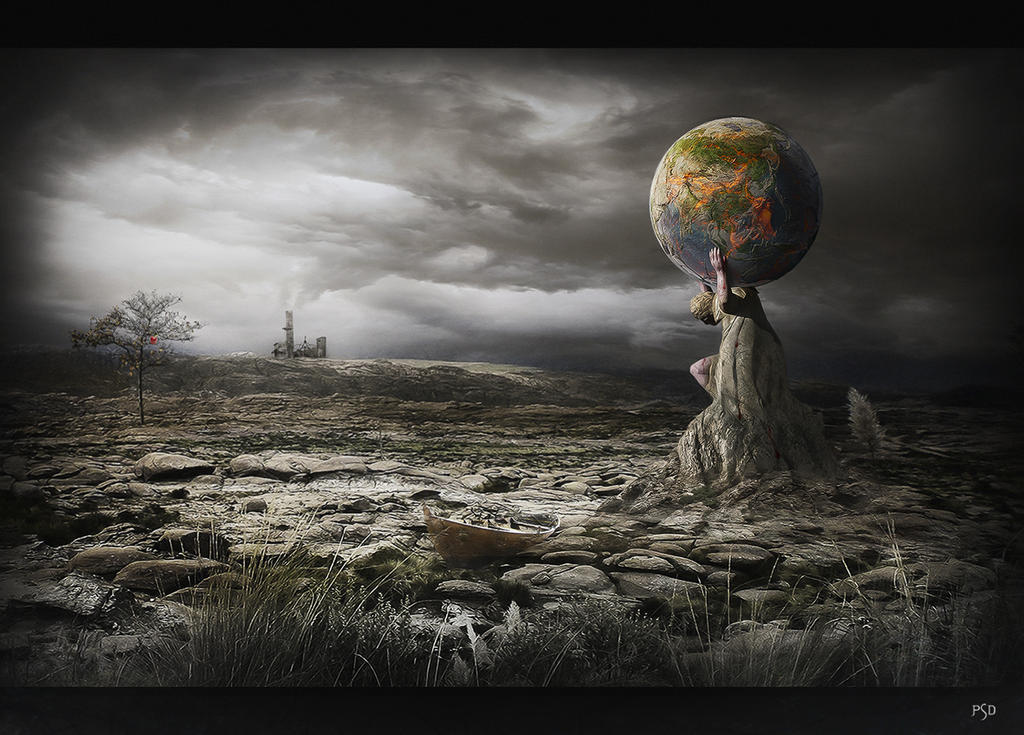 Where is the Earth? by PSD-Graphics