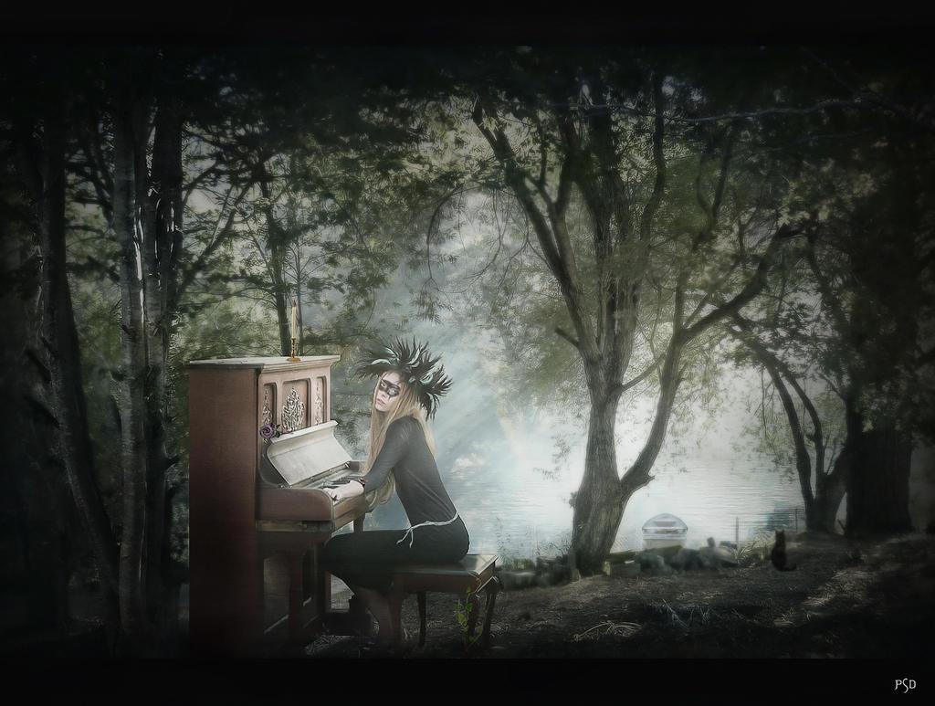 melodie en sous bois... by PSD-Graphics