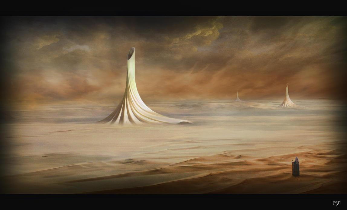 Desert... by PSD-Graphics