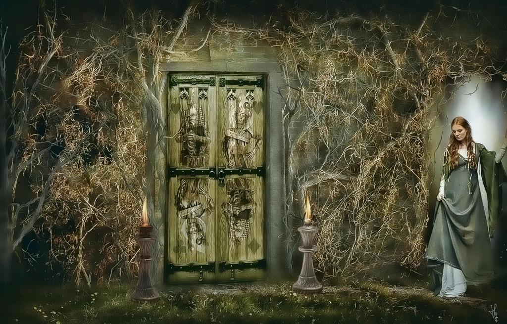La porte des songes by ThyC-Graphics