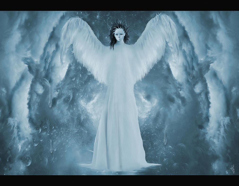 White Angel... by ThyC-Graphics