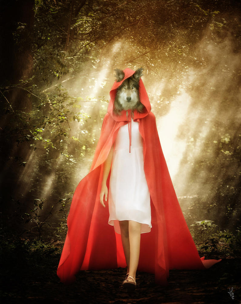 Chaperon Rouge by ThyC-Graphics