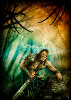 Orcman by ThyC-Graphics
