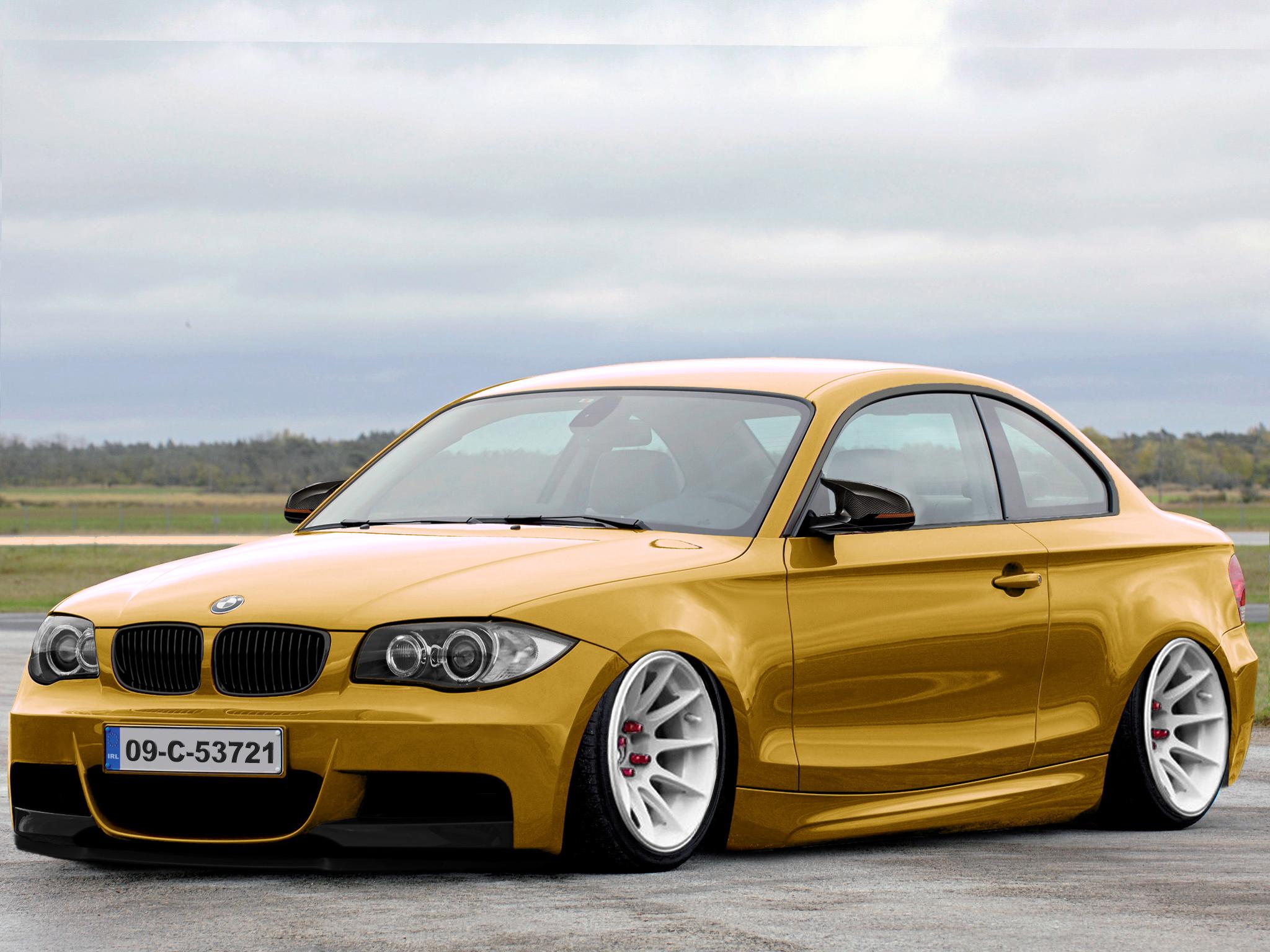BMW I Coupe By GazzaFTB On DeviantArt - Bmw 135