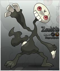 Zombite by Pokekoks