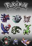 Pokemon nostalgia version - 13