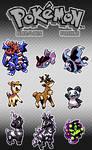 Pokemon nostalgia version - 14