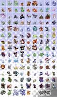 Pokemon nostalgia - full sheet