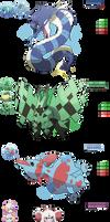 Mega Atlantia Fakemon pt.2