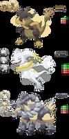 Mega Atlantia Fakemon pt. 5