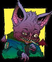 Batboy by SnailShoes