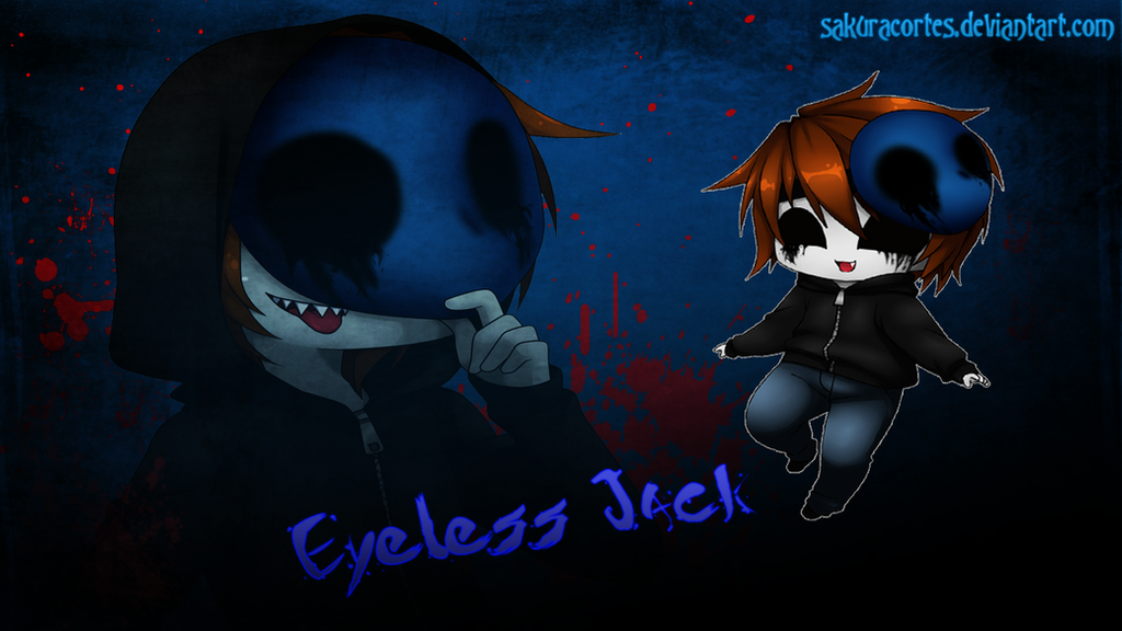 Eyeless Jack Wallpaper Eyeless jack wallpaper by