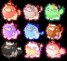 [CLOSED] Mini lions Flatsales pricedrop 2