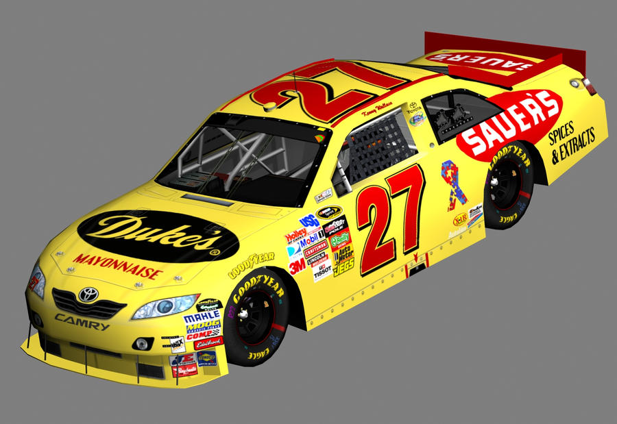 Kenny Wallace Sauer S 2001 Cot By Lowes4804 On Deviantart Russ was a prolific race winner himself, which made him unpopular with fans. kenny wallace sauer s 2001 cot by