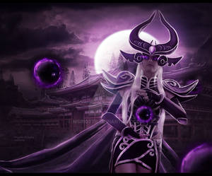 Syndra - cosplay edit by msriotte