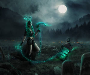 Thresh cosplay edit // League of legends