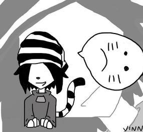 WTF Kitty Vinnie? v.2 by Mai-Lynn