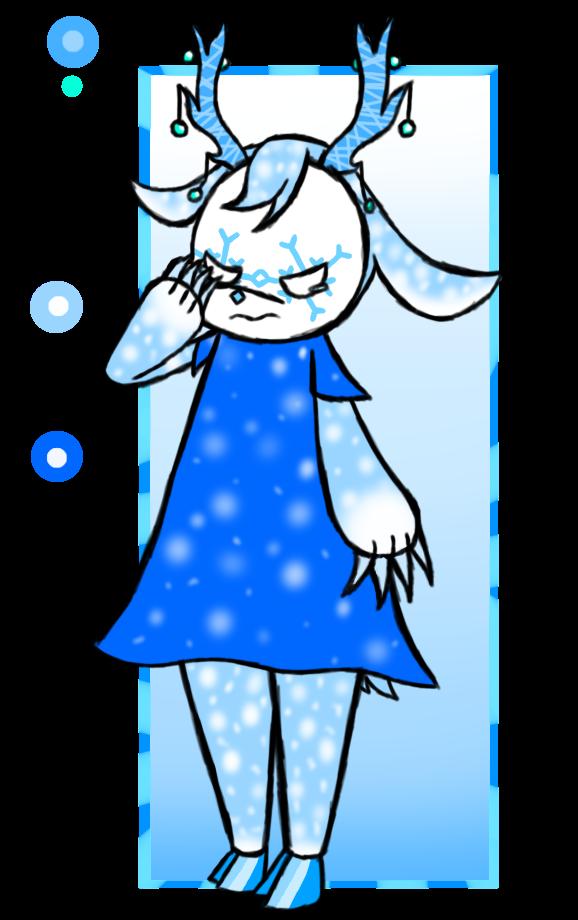 Onisheep set price - Snow Deer (Mine now) by Cheekymoomoo