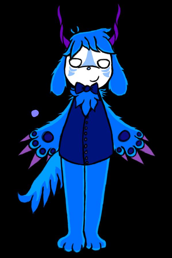 Arctic Onisheep custom by Cheekymoomoo
