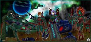 Warhammer - Eldar Superiority
