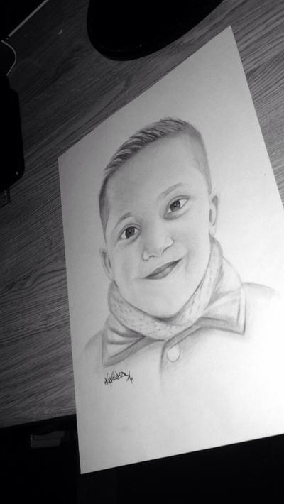 My Portrait  by naveed11