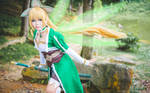Sword Art Online ALO - Fairy of the Forest