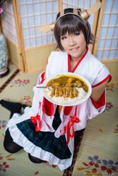 Kantai Collection - Hiei by nutcase23
