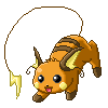 Mene Commission--Raichu by NamiDragon