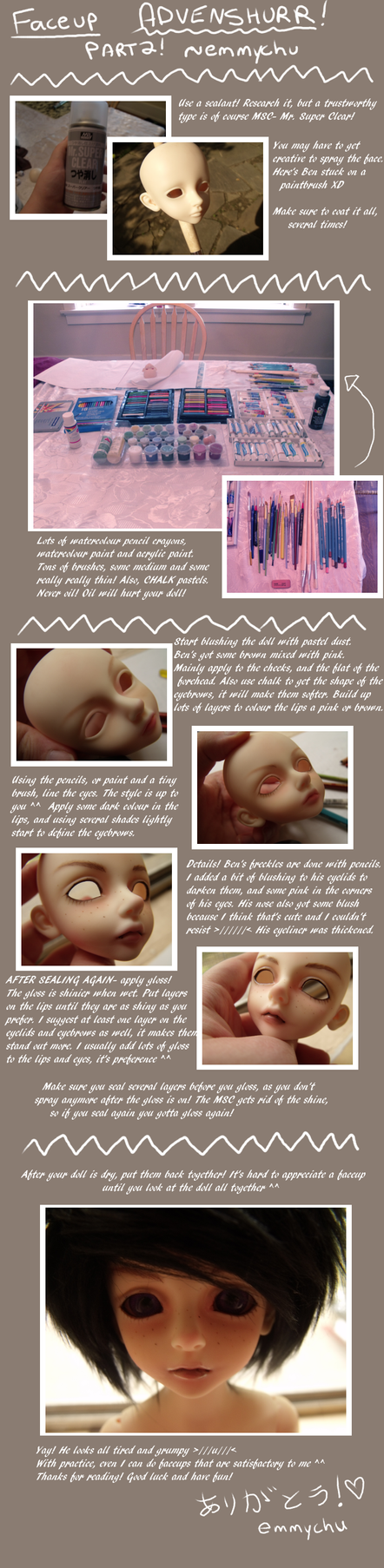 Faceup Tutorial- KDBory Part 2 by emmychu