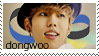 Dongwoo Stamp by Simul8ter8