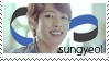 Sungyeol Stamp by Simul8ter8