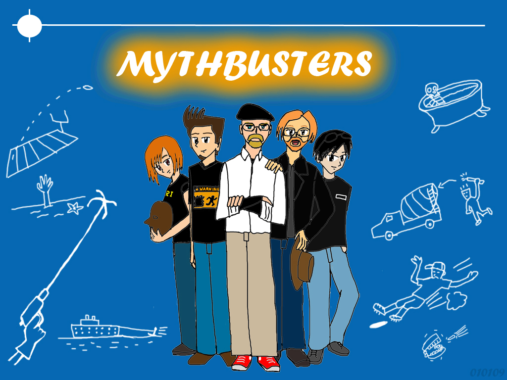 Mythbusters anime style by finalverdict on deviantart mythbusters anime style by finalverdict malvernweather Gallery
