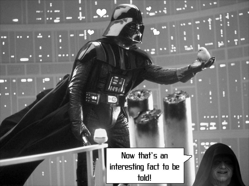Vader Secret Fact by finalverdict