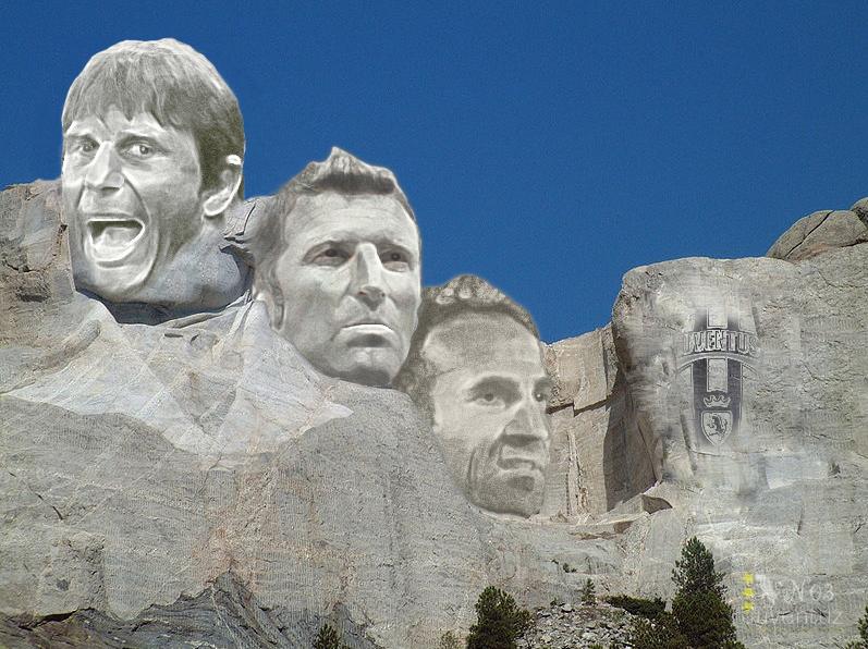 Juventus Triumvirate by finalverdict