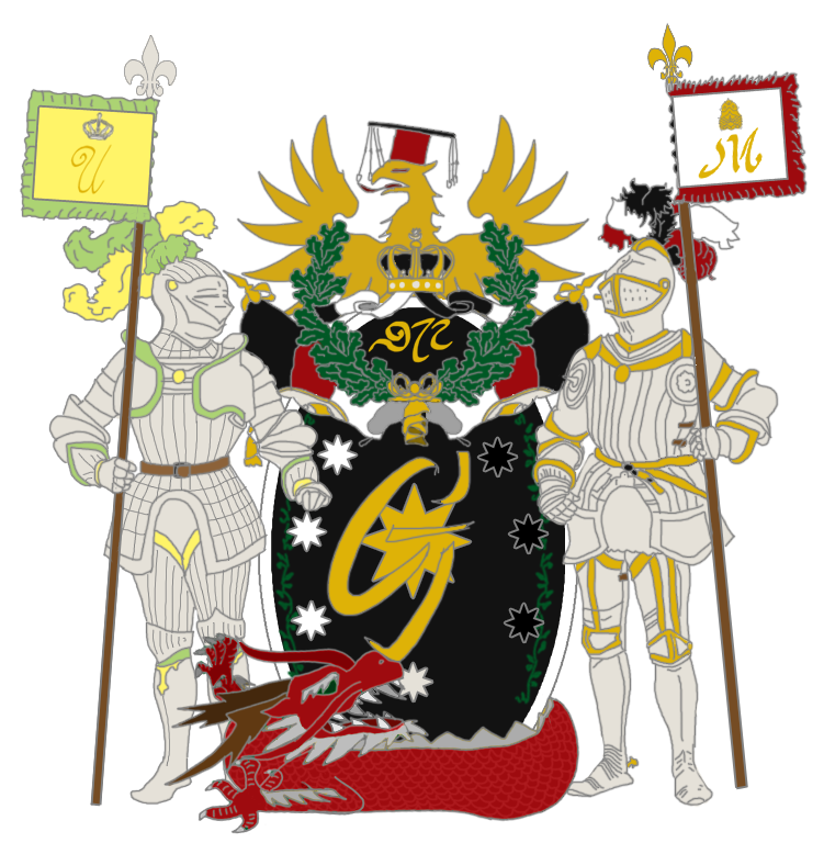 Kingdom of Gjenoliva Coat of Arms by finalverdict